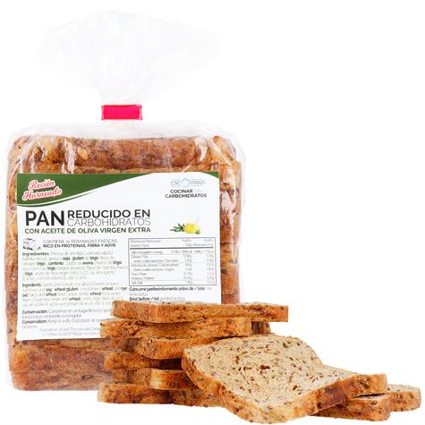 Pan lowcarb CSC Foods